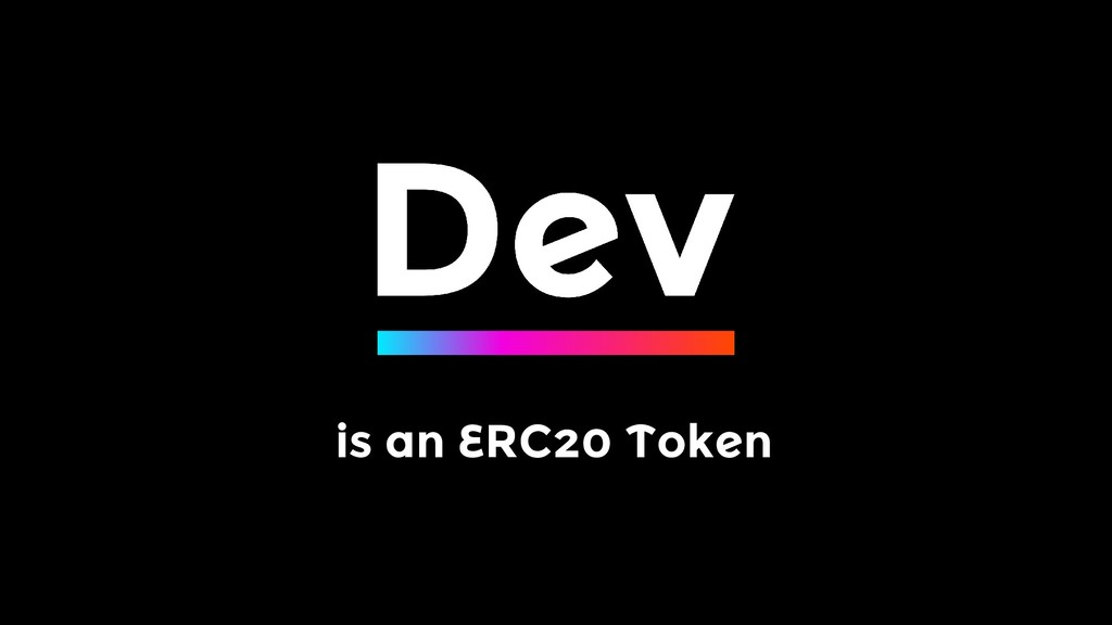 is an ERC20 Token