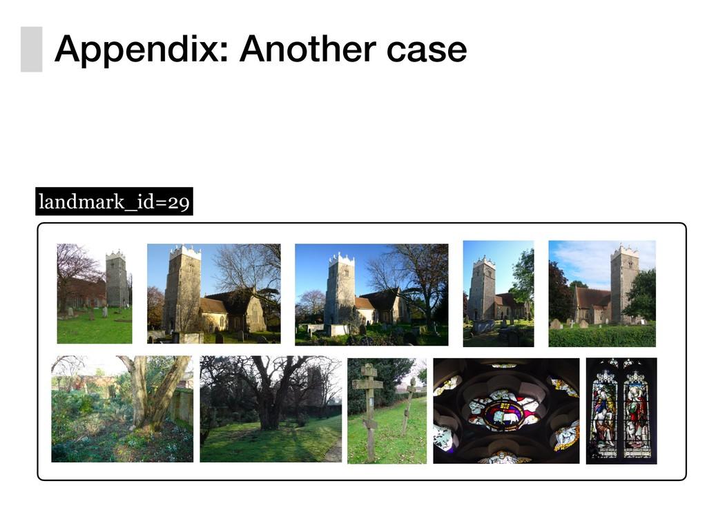 Appendix: Another case landmark_id=29