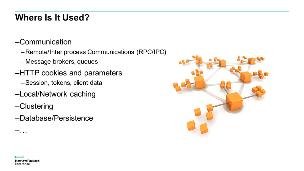Where Is It Used? –Communication –Remote/Inter ...