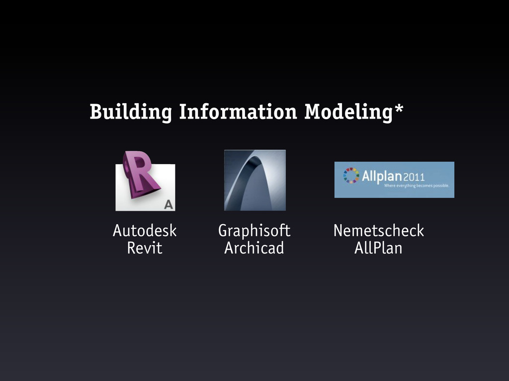 Building Information Modeling* Graphisoft Archi...
