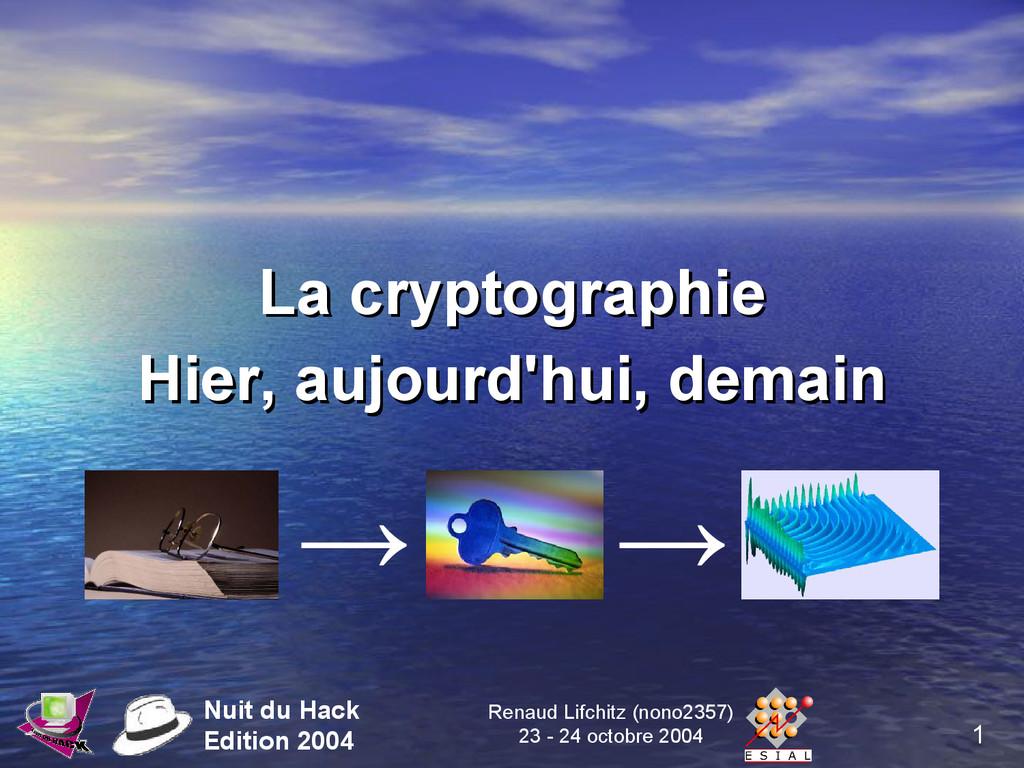 1 Nuit du Hack Edition 2004 Renaud Lifchitz (no...