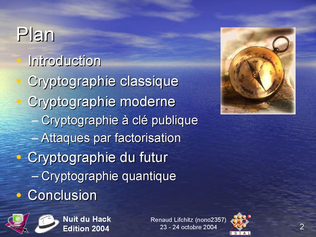 2 Nuit du Hack Edition 2004 Renaud Lifchitz (no...