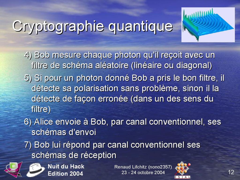 12 Nuit du Hack Edition 2004 Renaud Lifchitz (n...