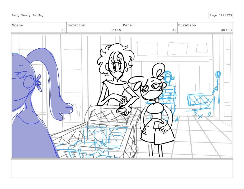 Scene 10 Duration 15:15 Panel 39 Duration 00:03...