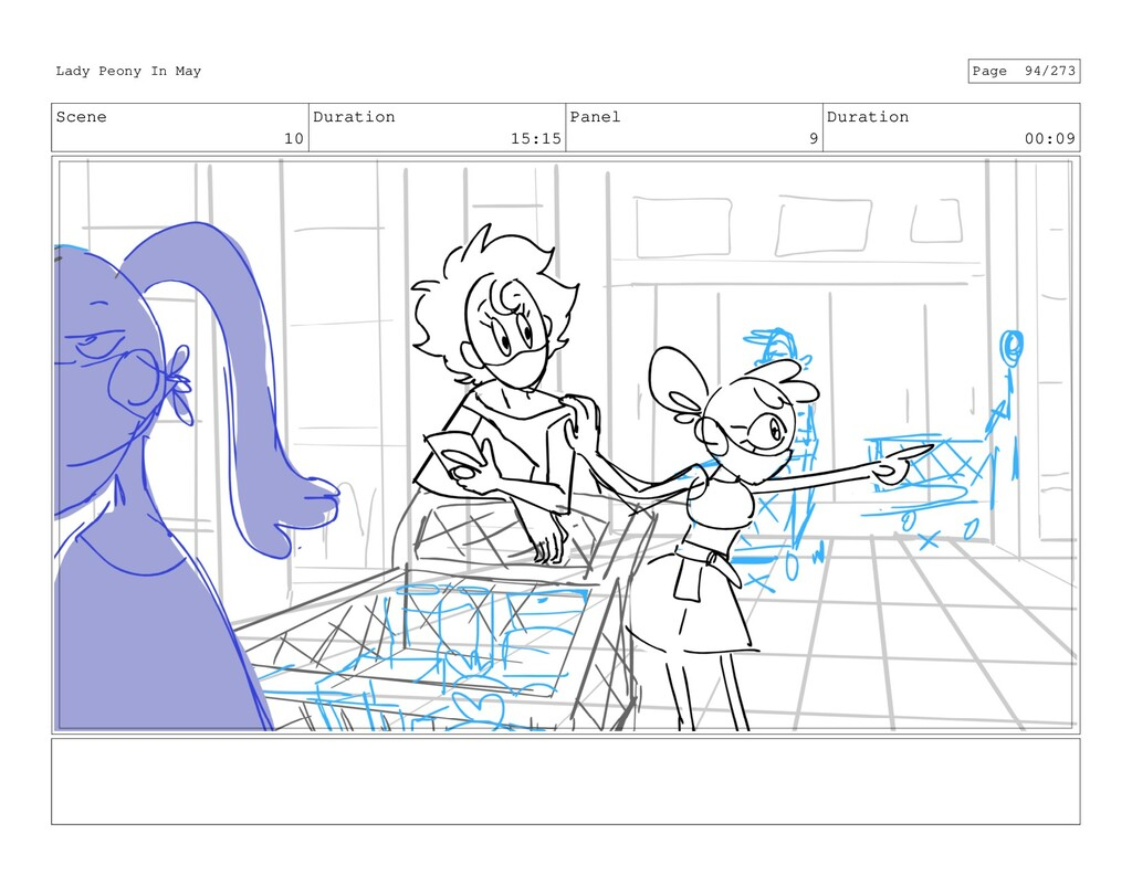 Scene 10 Duration 15:15 Panel 9 Duration 00:09 ...