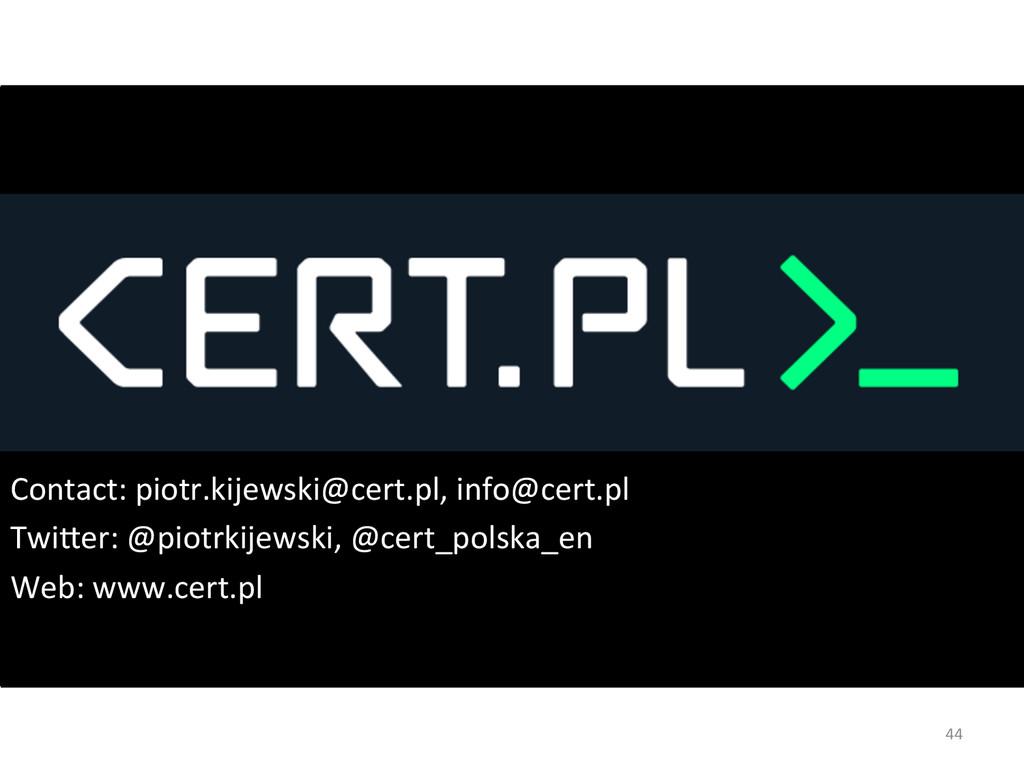 Contact: piotr...