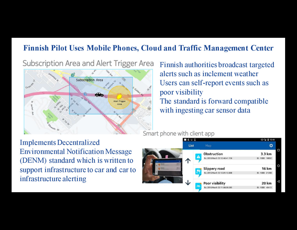 Finnish authorities broadcast targeted alerts s...