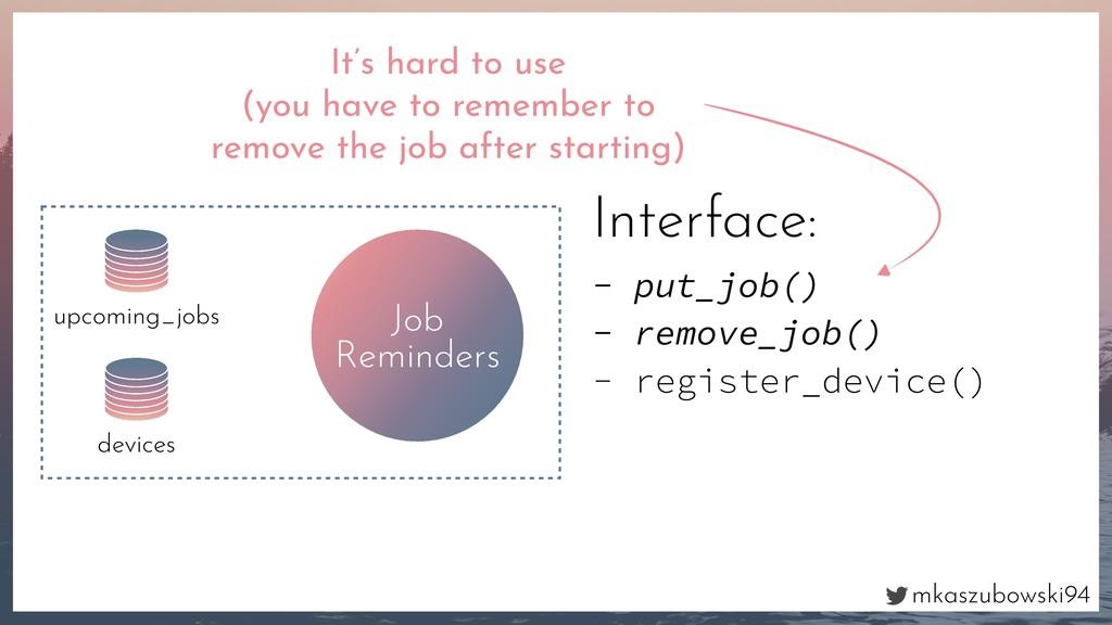 mkaszubowski94 Job Reminders upcoming_jobs - pu...