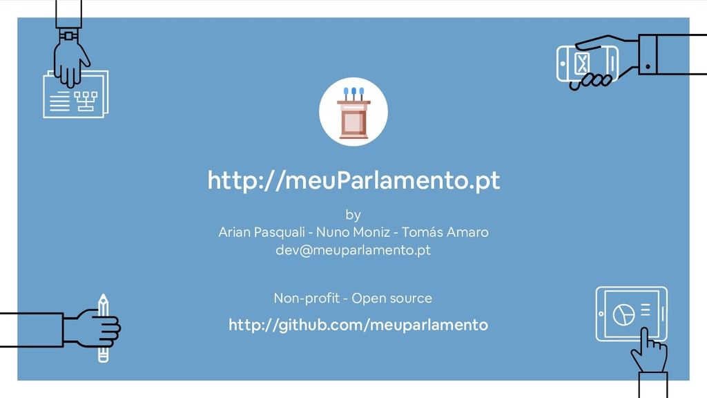 http://meuParlamento.pt by Arian Pasquali - Nun...