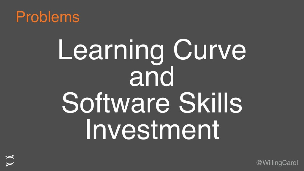 Learning Curve and Software Skills Investment @...
