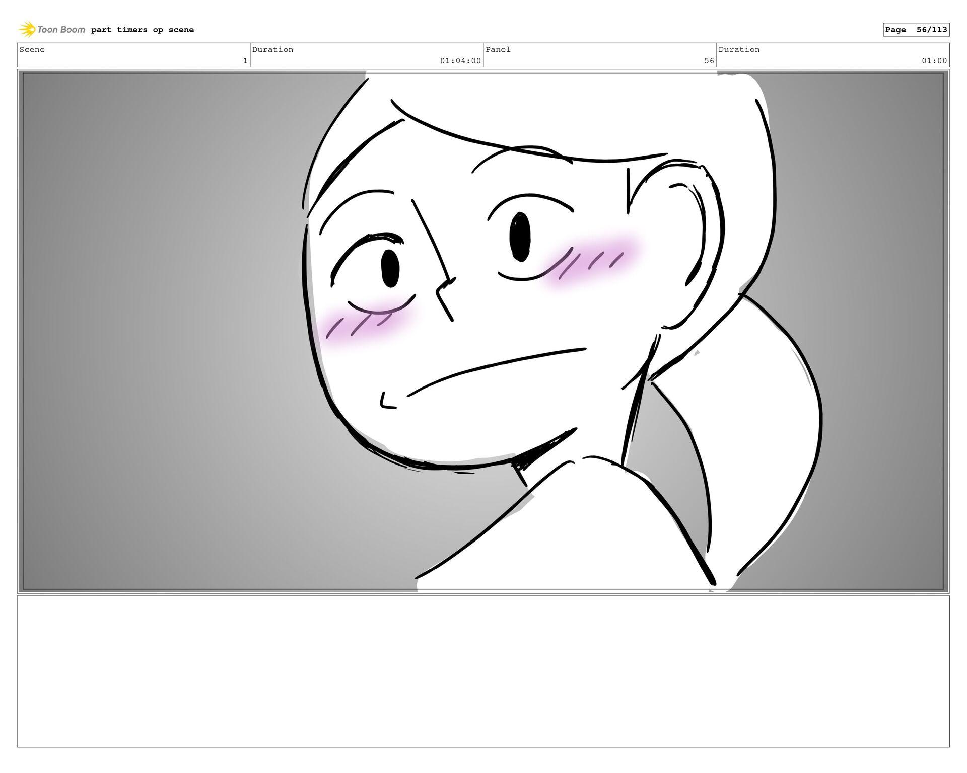 Scene 3 Duration 44:00 Panel 24 Duration 01:00 ...