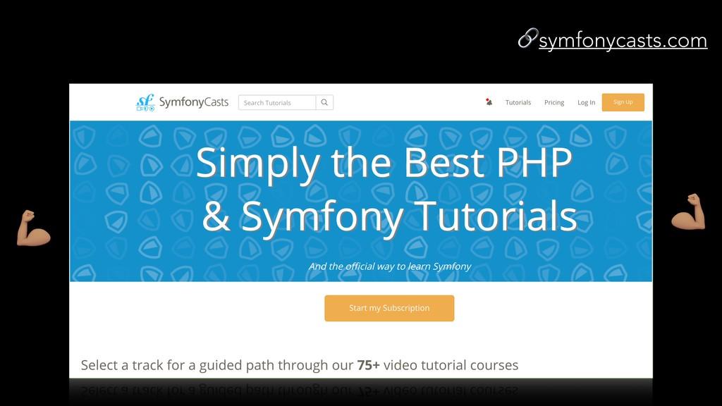 symfonycasts.com ' '