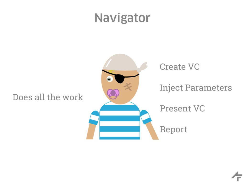 Navigator Does all the work Create VC Inject Pa...