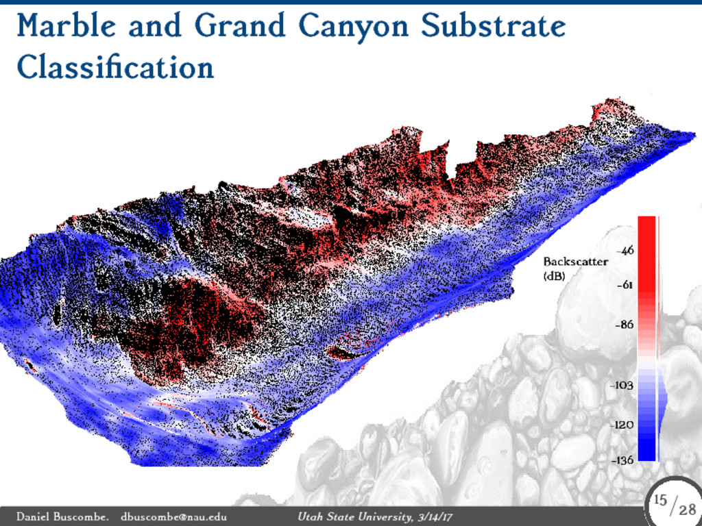 Marble and Grand Canyon Substrate Classificatio...