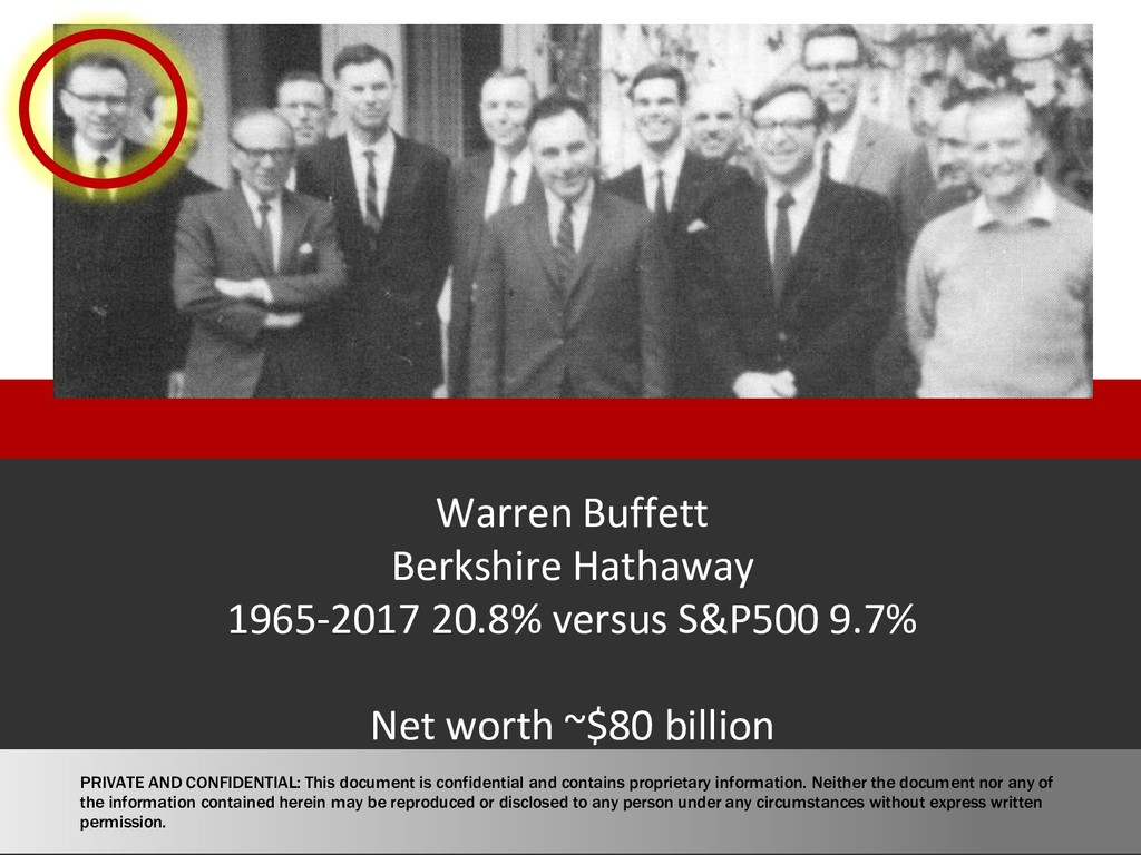 Warren Buffett Berkshire Hathaway 1965-2017 20....