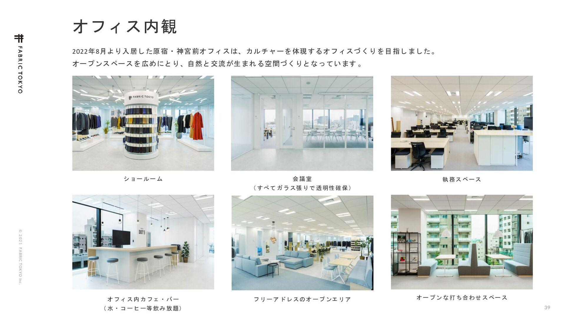 37 © 2021 FABRIC TOKYO Inc. Χϧνϟʔͮ͘ΓͷྫʢAgile H...