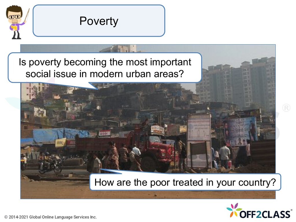 Poverty Is poverty becoming the most important ...