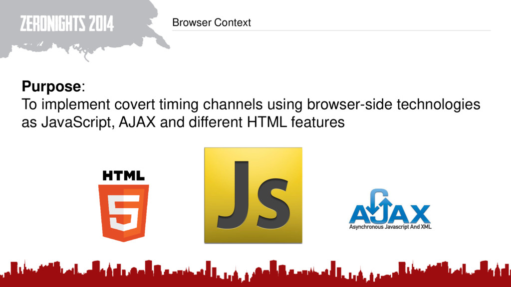 Browser Context Purpose: To implement covert ti...