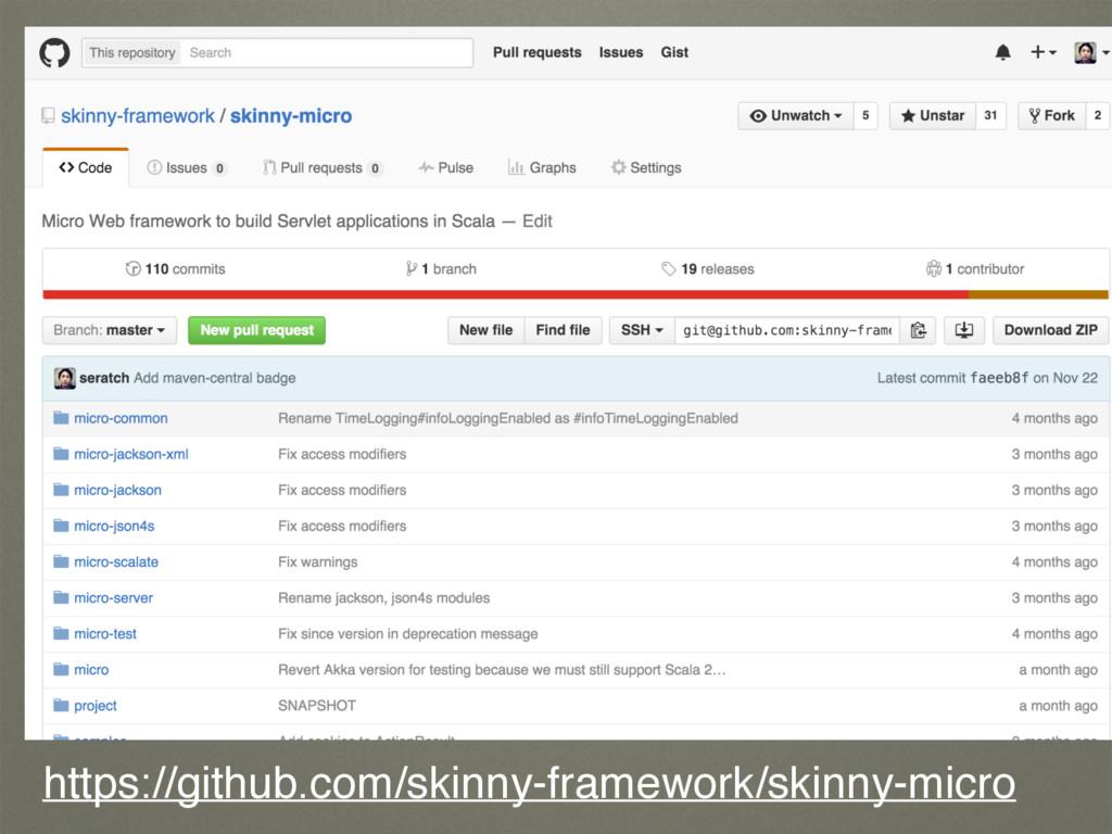 https://github.com/skinny-framework/skinny-micro