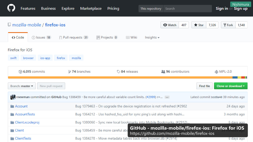 GitHub - mozilla-mobile/firefox-ios: Firefox fo...