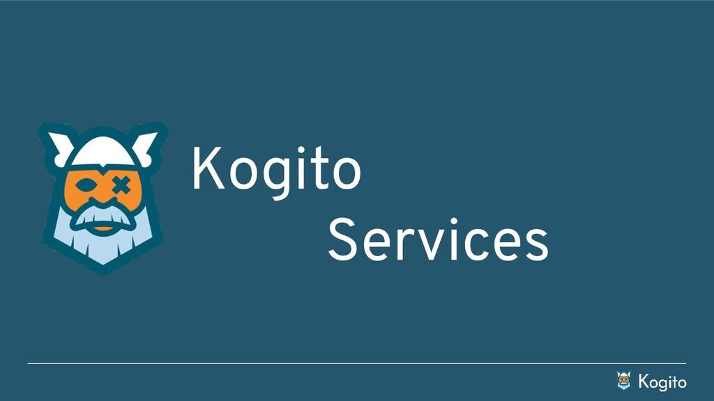 Kogito Services
