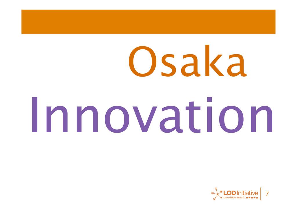 Osaka Innovation