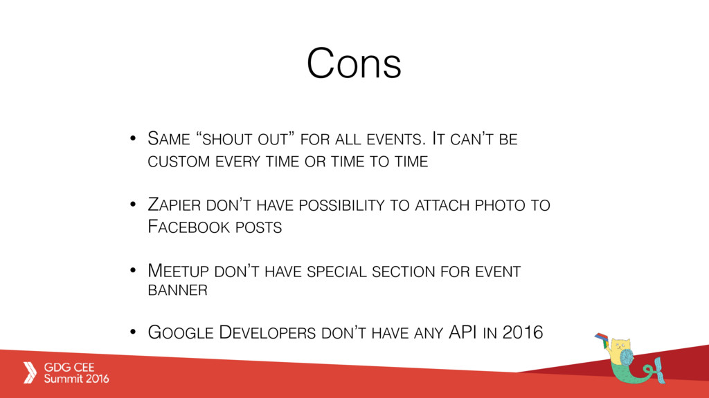 """Cons • SAME """"SHOUT OUT"""" FOR ALL EVENTS. IT CAN'..."""