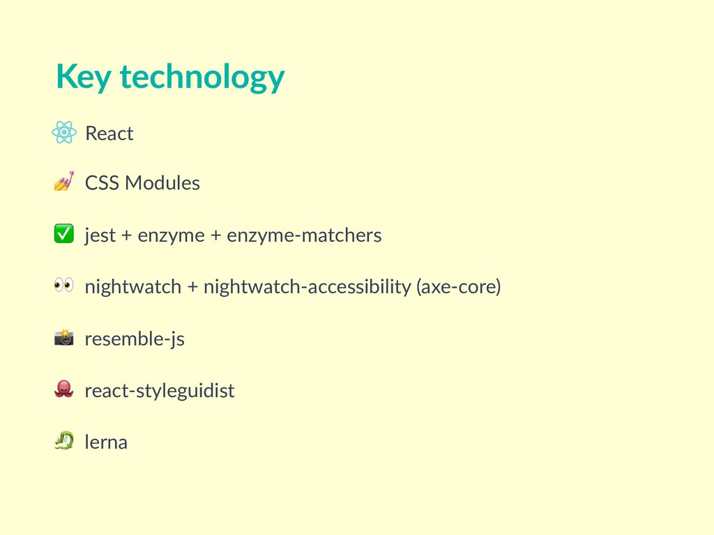 React  CSS Modules ✅ jest + enzyme + enzyme-mat...