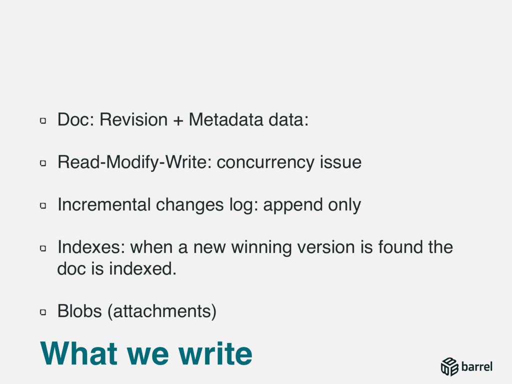 Doc: Revision + Metadata data: Read-Modify-Writ...