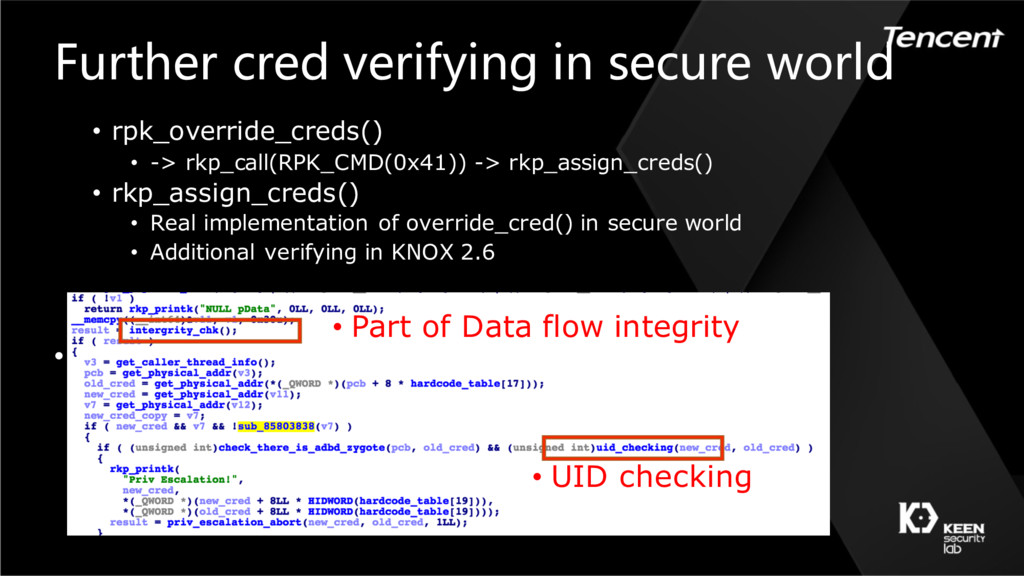 Further cred verifying in secure world • rpk_ov...