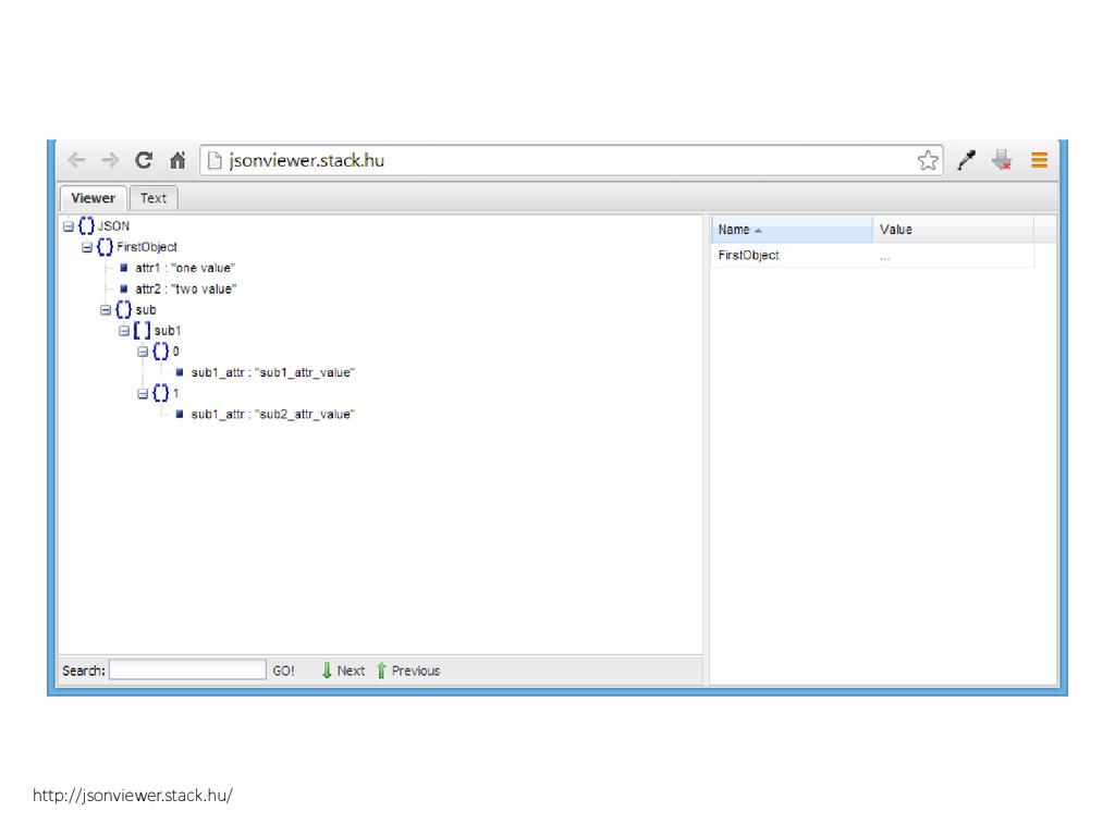 http://jsonviewer.stack.hu/