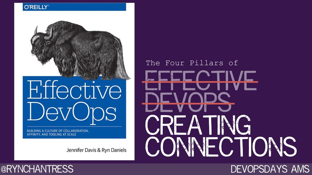 Devopsdays AMS @rynchantress The Four Pillars o...