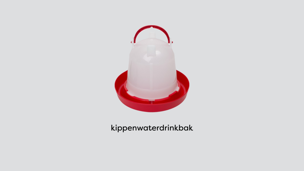 kippenwaterdrinkbak