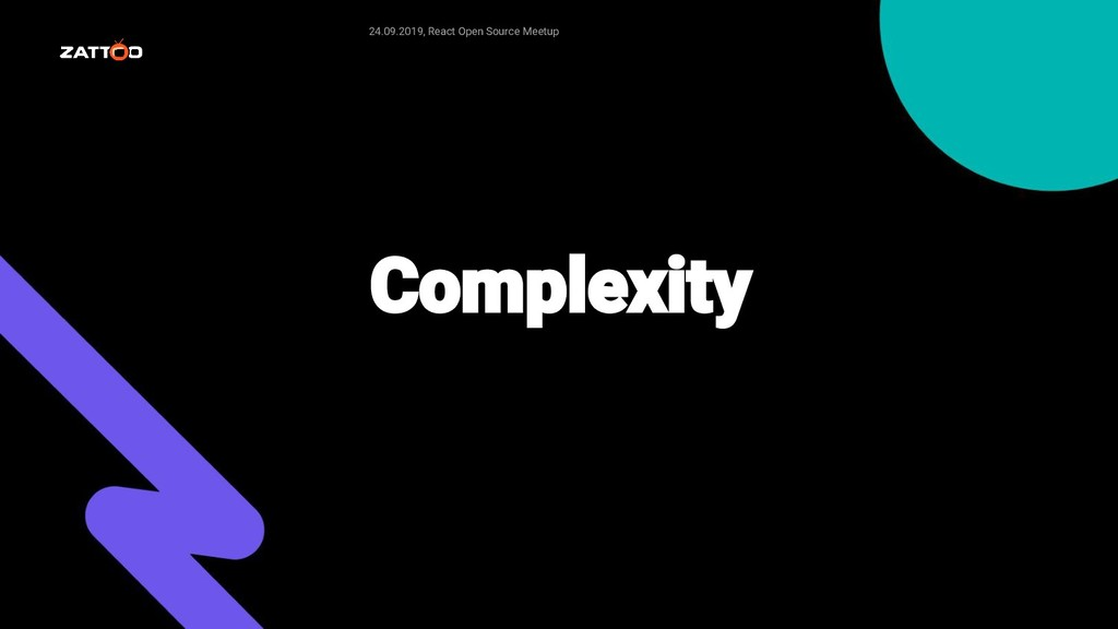 Content pages Page 4 24.09.2019, React Open Sou...