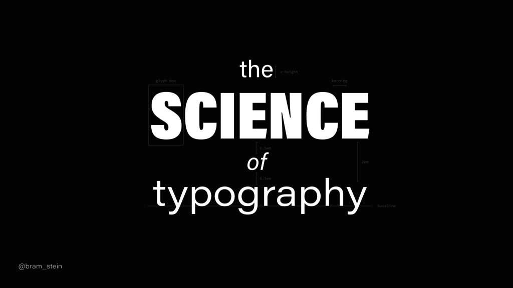 @bram_stein the SCIENCE typography of 2em glyph...