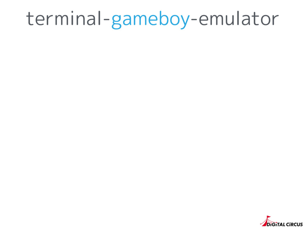 terminal-gameboy-emulator
