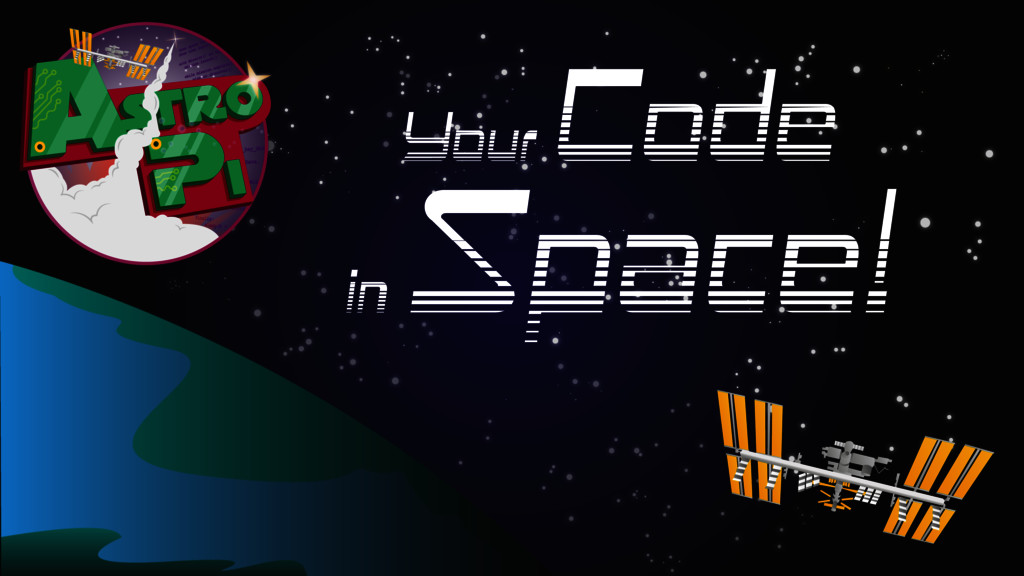 Your Code in Space!