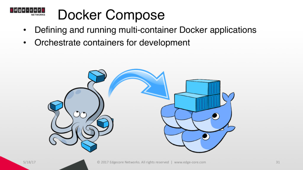 Docker Compose • Defining and running multi-con...
