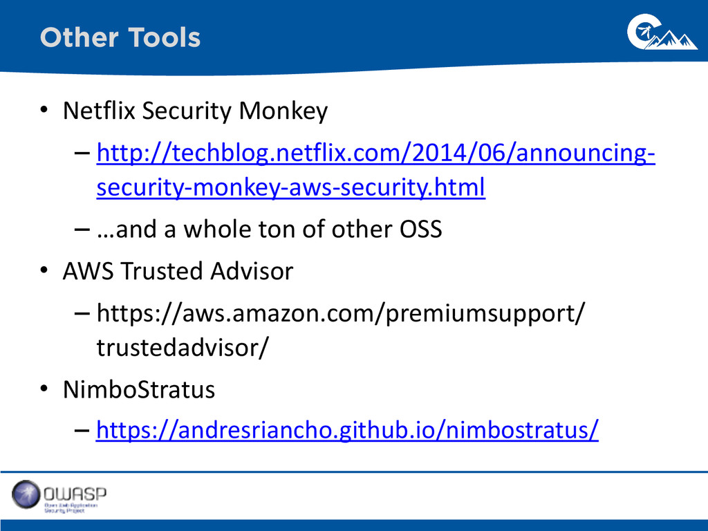 • Netflix	