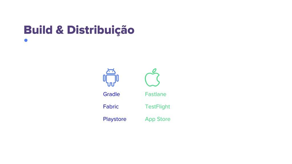 Build & Distribuição Gradle Fabric Playstore Fa...