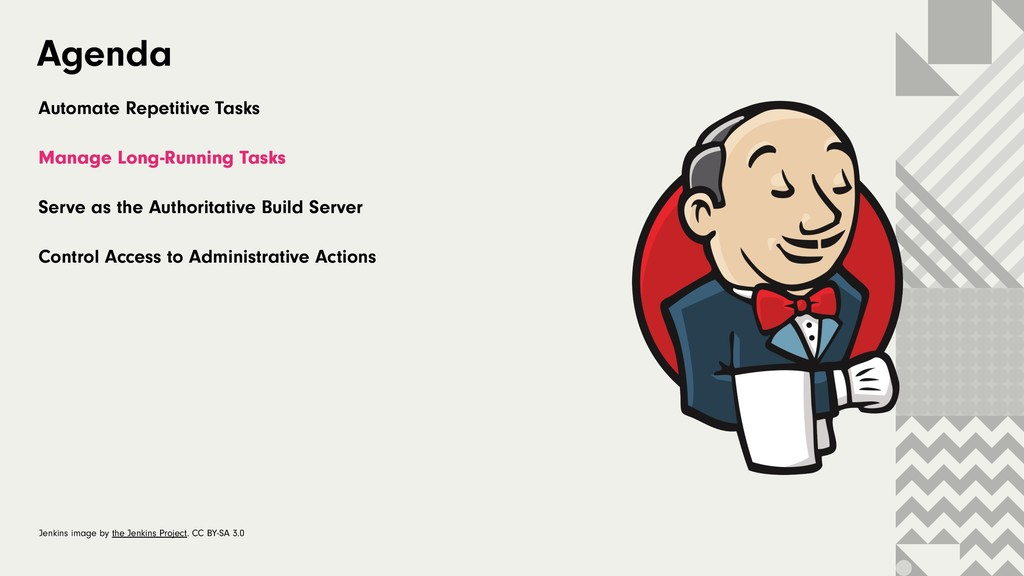 Agenda Automate Repetitive Tasks Manage Long-Ru...