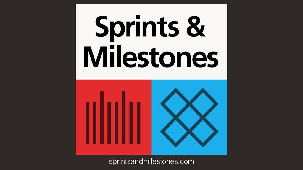 sprintsandmilestones.com