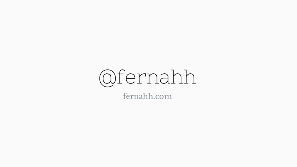 @fernahh fernahh.com