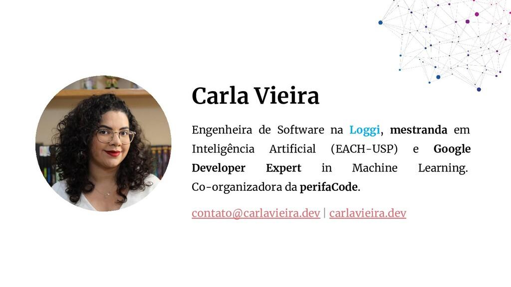 Engenheira de Software na Loggi, mestranda em I...