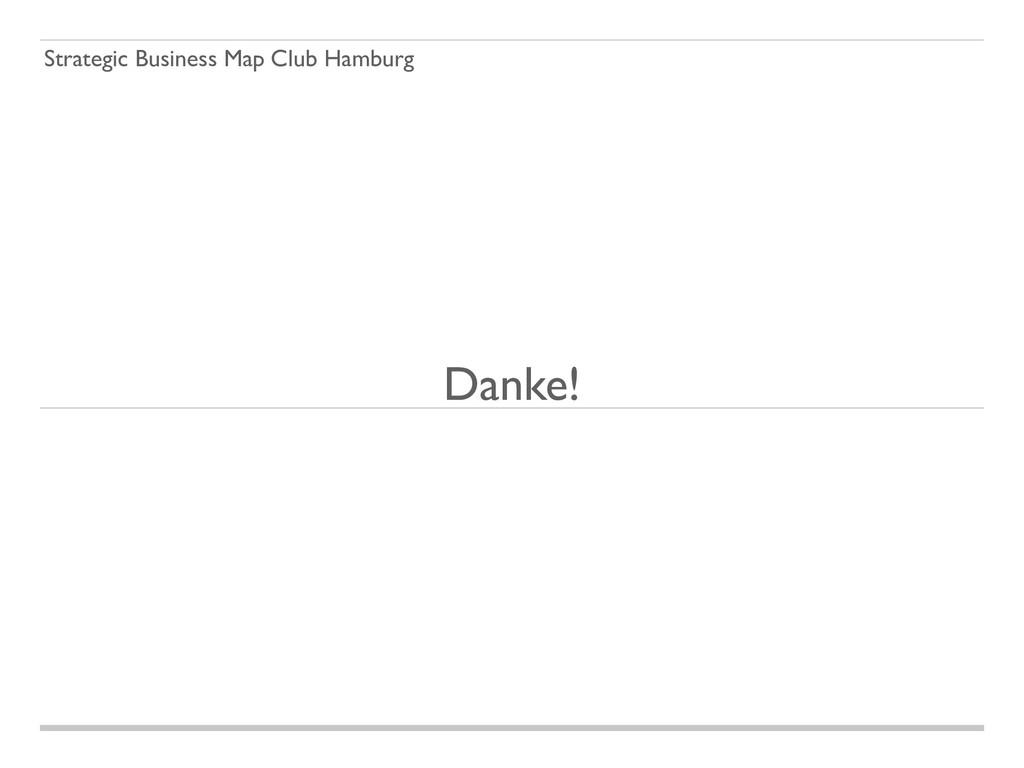 Strategic Business Map Club Hamburg Danke!