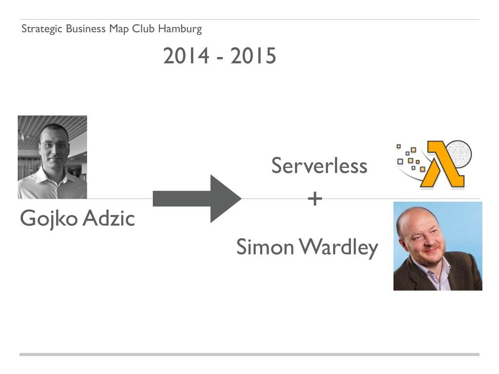 Strategic Business Map Club Hamburg 2014 - 2015...
