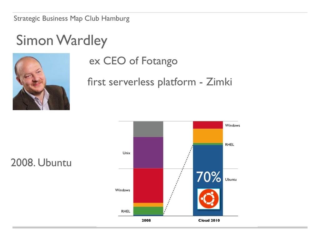 Strategic Business Map Club Hamburg Simon Wardl...