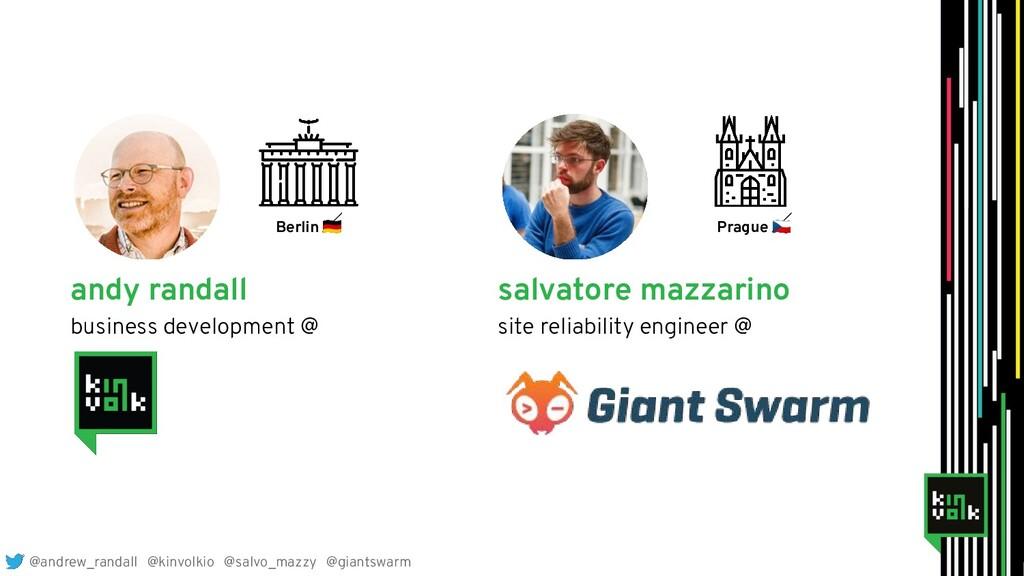 andy randall business development @ salvatore m...