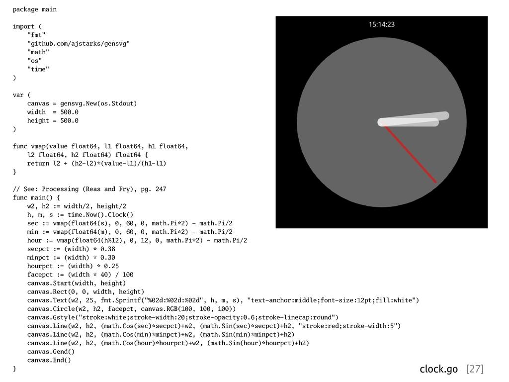 """package main import ( """"fmt"""" """"github.com/ajstark..."""