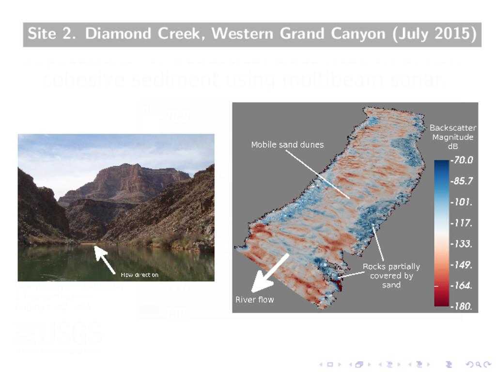 Site 2. Diamond Creek, Western Grand Canyon (Ju...